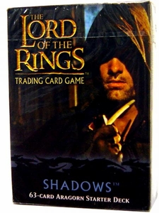 Lord of the Rings Card Game Shadows Theme Starter Deck Aragorn