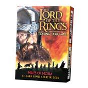 Lord of the Rings Card Game Theme Starter Deck Mines of Moria Gimli