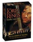 Lord of the Rings Card Game Theme Starter Deck The Fellowship of the Ring Aragorn