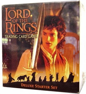 Lord of the Rings Card Game Deluxe Starter Deck