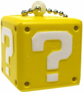 Super Mario Galaxy 2 Mini Foam Figure Keychain Mystery Block