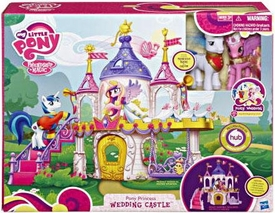 My Little Pony Wedding Playset Royal Pony Princess Wedding Castle