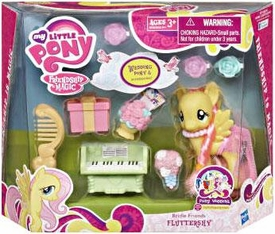 My Little Pony Wedding Bridle Friends Figure Fluttershy