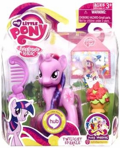 My Little Pony Friendship is Magic Pony Wedding Figure Twilight Sparkle Pre-Order ships March