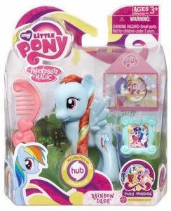 My Little Pony Friendship is Magic Pony Wedding Figure Rainbow Dash Pre-Order ships March