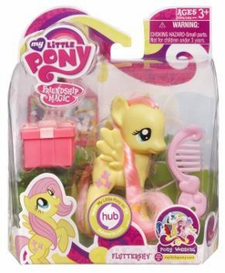 My Little Pony Friendship is Magic Pony Wedding Figure Fluttershy Pre-Order ships March