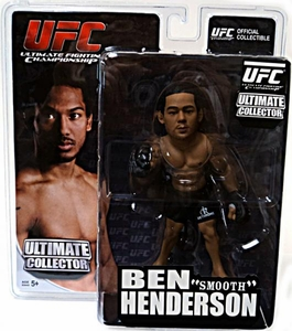 Round 5 UFC Ultimate Collector Series 9 Action Figure Ben Henderson