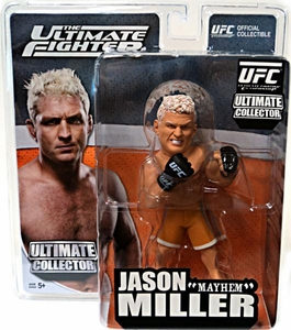 Round 5 UFC Ultimate Collector Series 9 Action Figure Jason Miller [TUF Edition]