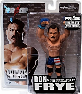 Round 5 UFC Ultimate Collector Series 9 Action Figure Don Frye [PRIDE Edition] Specialty Exclusive!