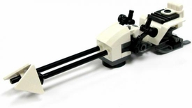 LEGO Star Wars LOOSE Vehicle 74-Z Imperial Speederbike [Hoth Version]