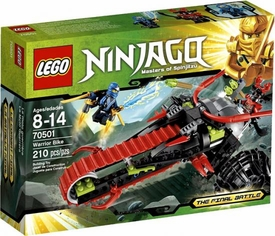 LEGO Ninjago Set #70501 Warrior Bike