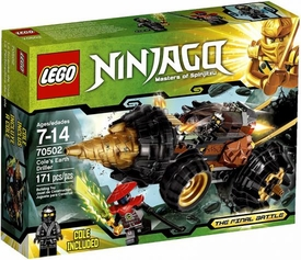 LEGO Ninjago Set #70502 Cole's Earth Driller