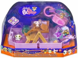 Littlest Pet Shop Teeniest Tiniest 3-Pack Rodents