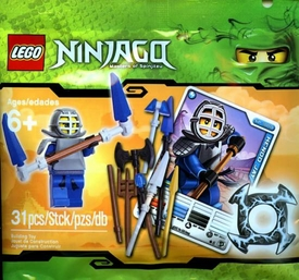 LEGO Ninjago Exclusive Mini Figure Set #5000030 Kendo Jay [Bagged]