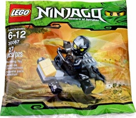 LEGO Ninjago Set #30087 Cole ZX's Car [Bagged]