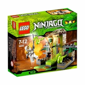 LEGO Ninjago Set #9440 Venomari Shrine