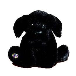 Lil'Kinz Mini Plush Black Lab
