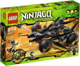 LEGO Ninjago Set #9444 Cole's Tread Assault