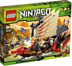 LEGO Ninjago Set #9446 Destiny's Bounty