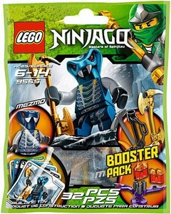 LEGO Ninjago Booster Pack Set #9555 Mezmo [Bagged]