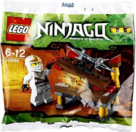 LEGO Ninjago Mini Figure Set #30086 Hidden Sword with Zane ZX [Bagged]