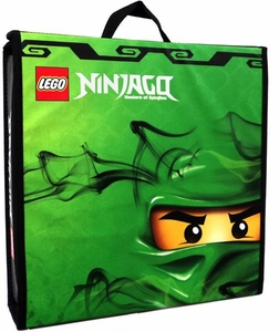 LEGO Ninjago Zipbin Battle Arena Case [Green Box]