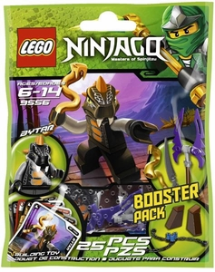 LEGO Ninjago Booster Pack Set #9556 Bytar [Bagged]