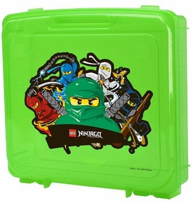 LEGO Ninjago Project Case [Green]