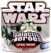 Star Wars Galactic Heroes Action Figure Clone Trooper [Green]