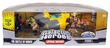 Star Wars Galactic Heroes Deluxe Cinema Scene Mini Figure Multi Pack The Battle of Naboo