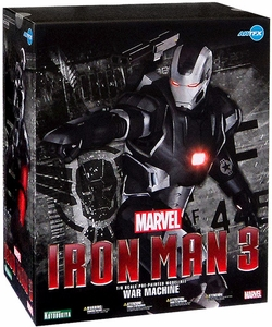 Marvel Iron Man 3 Kotobukiya 15 Inch Fine Art Statue War Machine