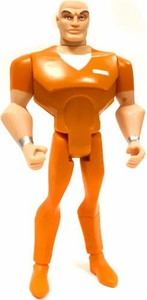 DC Universe Justice League Unlimited LOOSE Fan Collection Action Figure Lex Luthor [Prison Uniform]