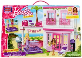 Barbie Mega Bloks Set #80226 Beach House