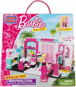 Barbie Mega Bloks Set #80225 Fashion Boutique
