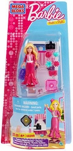 Barbie Mega Bloks Set #80208 Fashion Model Barbie