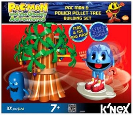 Pac-Man K'NEX Set Power Pellet Tree Pre-Order ships April