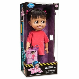 Disney Monsters Inc. Exclusive 15 Inch Deluxe Talking Doll Boo