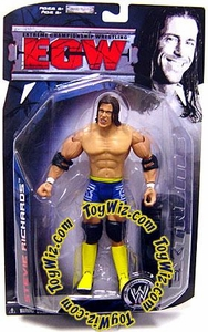 ECW Jakks Pacific Wrestling Action Figure Series 3 Stevie Richards