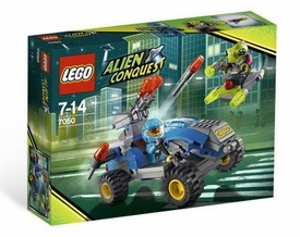 LEGO Alien Conquest Set #7050 Alien Defender
