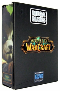 World of Warcraft Mega Bloks Comic Con 2012 Exclusive Limited Edition Figure Set Jade Chen Stormstout