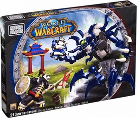 World of Warcraft Mega Bloks Set #91046 Sha of Anger
