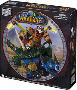 World of Warcraft Mega Bloks Set #91024 Dragon Turtle