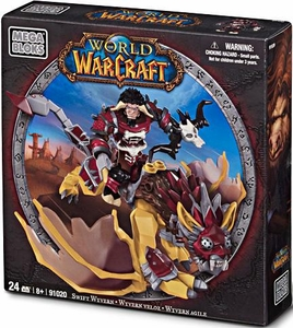 World of Warcraft Mega Bloks Set #91020 Swift Wyvern