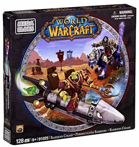 World of Warcraft Mega Bloks Set #91025 Barrens Chase