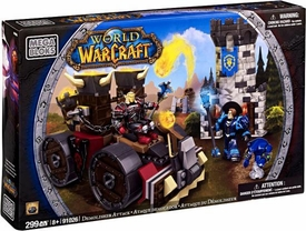 World of Warcraft Mega Bloks Set #91026 Demolisher Attack