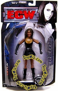 ECW Jakks Pacific Wrestling Action Figure Series 3 Layla