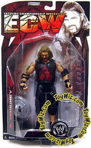 ECW Wrestling Series 2 Action Figure Balls Mahoney