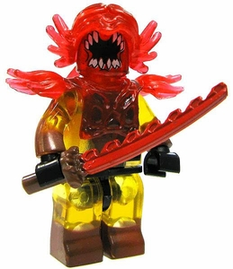 Power Rangers Super Samurai Mega Bloks LOOSE Mini Figure Translucent Mooger