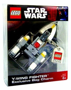 Star Wars LEGO Exclusive Bag Charm Y-Wing Fighter