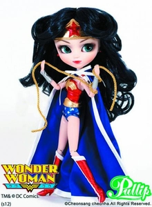 Pullip DC Doll Wonder Woman Pre-Order ships July